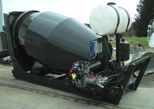 Complete Small Mixers Concrete Mixer Supply