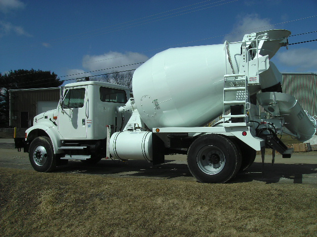 Used Small Cement Mixers : Complete small mixers concrete mixer supply