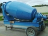 3 Yard capacity mixer