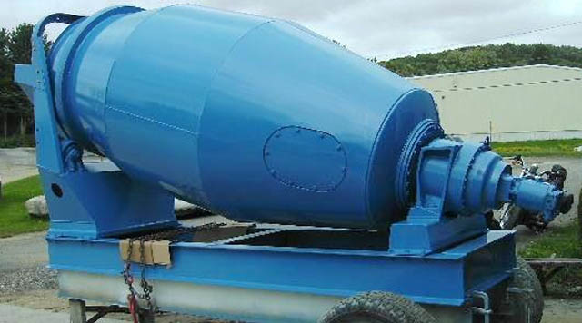 Recycling & Stationary Mixers