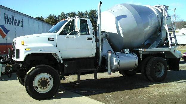 Complete Small Mixers | Concrete Mixer Supply