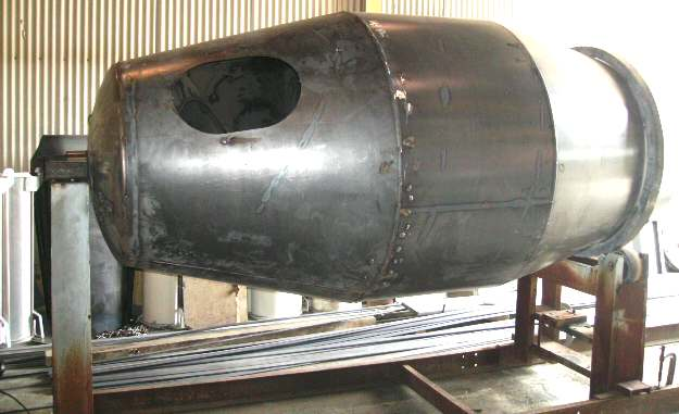 Concrete Forms For Sale >> Replacement Mixer Drums | Concrete Mixer Supply